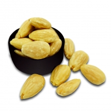 Almond Whole Roasted TRIO Natural 900 gram