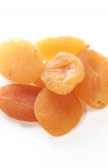 Apricot Dried TRIO Natural 225 gr