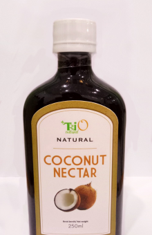 Coconut Nectar TRIO Natural 250 ml