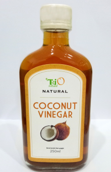 Coconut Vinegar TRIO Natural 250 ml