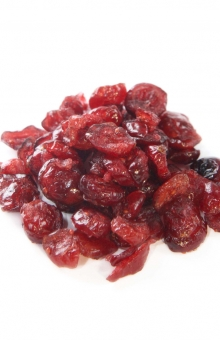 Cranberries Dried Split TRIO Natural 225 gr