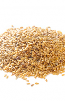 Flaxseeds Golden Whole 450 gram