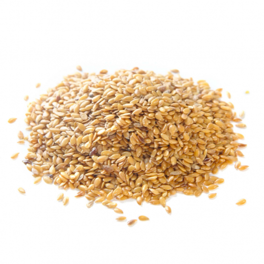 Flaxseeds Golden Whole TRIO Natural 900 gram