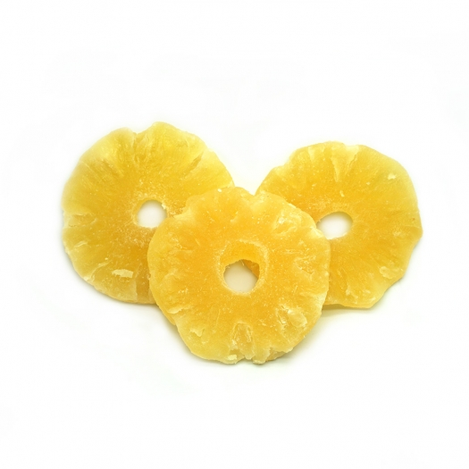 Pineapple Dried TRIO Natural 225 gr