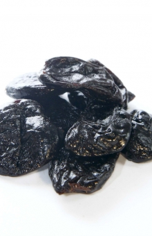 Prunes Pitted TRIO Natural 900 gr