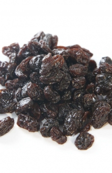 Raisins Dark TRIO Natural 225 gr