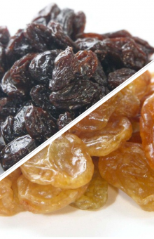 Trinity Raisins TRIO Natural  450 gr